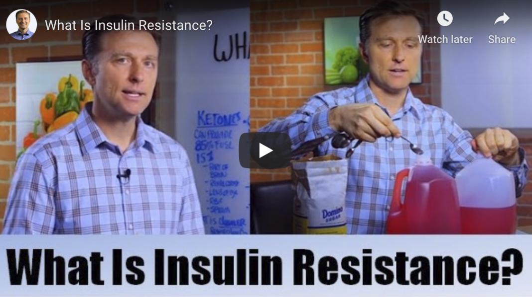 What is Insulin Resistance? ภาวะดื้อต่ออินซูลินคืออะไร