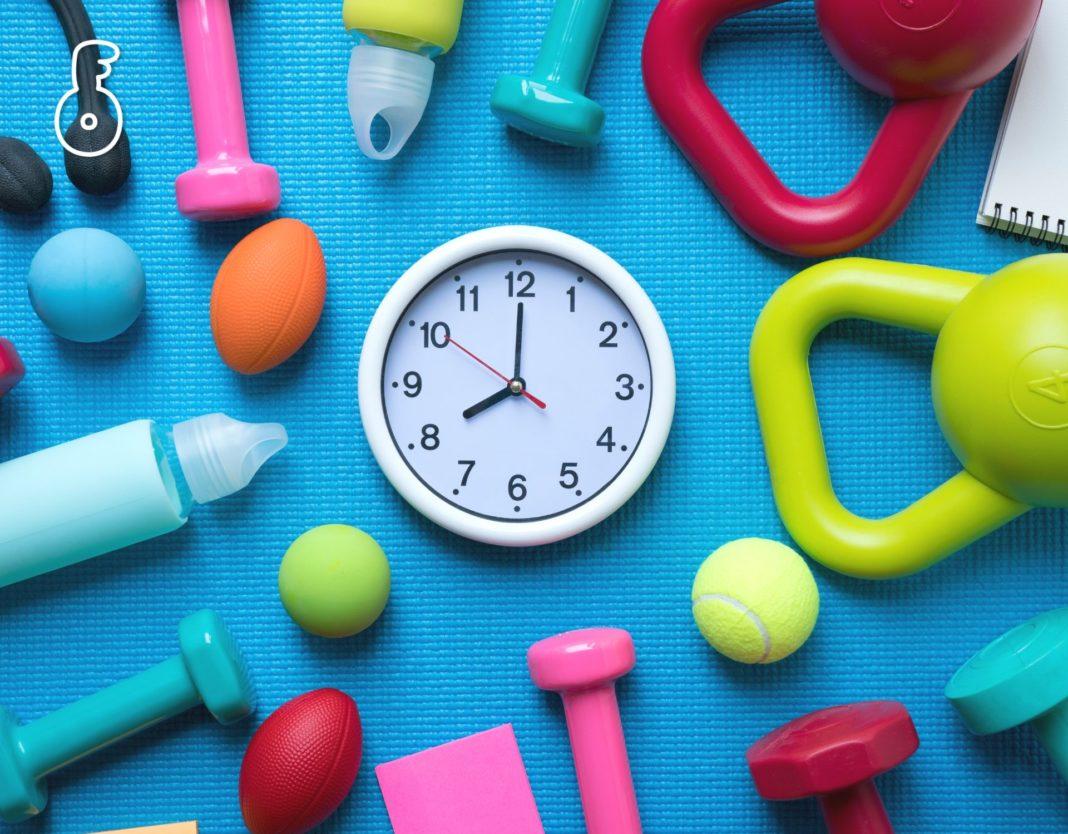 นาฬิกาชีวภาพ และ การออกกำลังกาย
