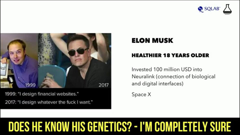 Elon Musk Before and After