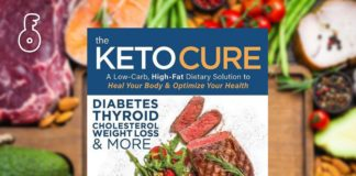 The Keto Cure : A Low Carb High-Fat Dietary Solution to Heal Your Body & Optimize Your Health (ตอนที่ 1)