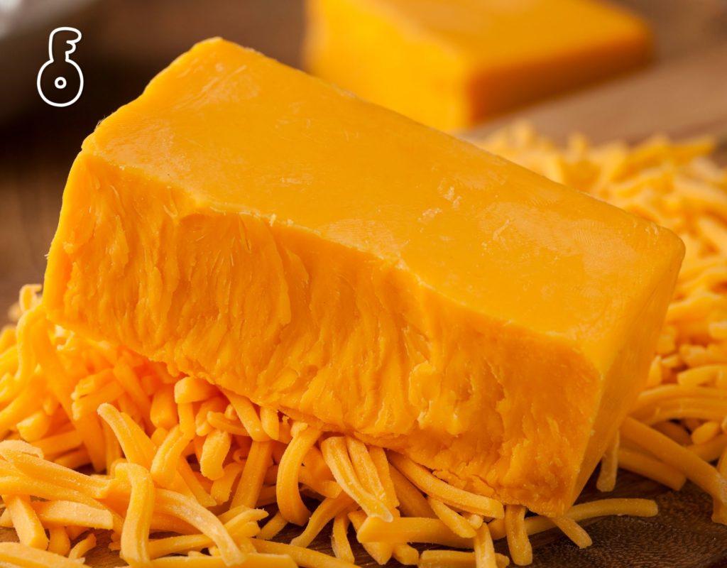 Full Fat Cheddar Cheese
