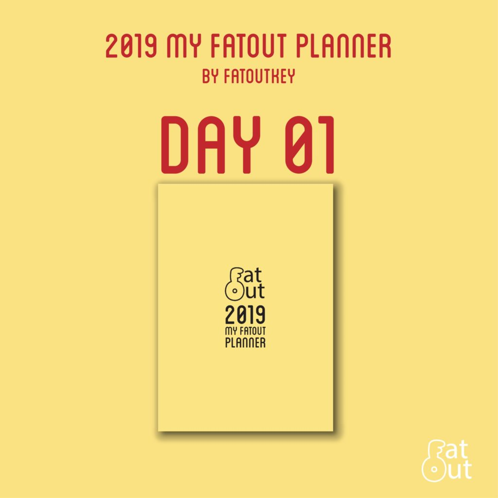 Day01 2019 My Fatout Planner