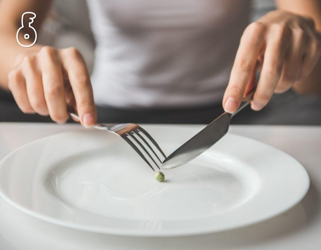 เพราะอะไรกินน้อย ออกกำลังกายมากถึงไม่ได้ผล