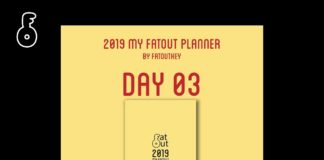 Day03 2019 My Fatout Planner