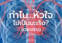 ทำไม หัวใจไม่เป็นมะเร็ง ตอนจบ